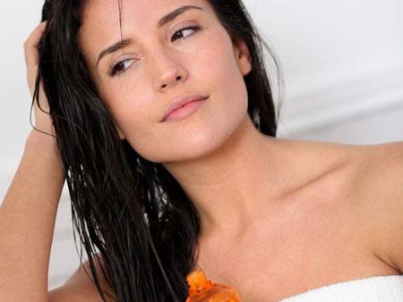 Миндальное масло для роскошных волос