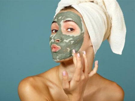 Применение белой глины в косметологии