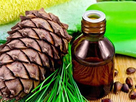 кедровое масло для ухода за кожей