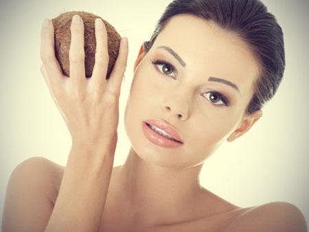 Применение кокосового масла для красоты волос