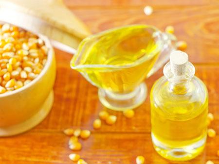 кукурузное масло полезно для волос