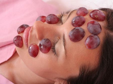 масло винограда повышает упругость кожи