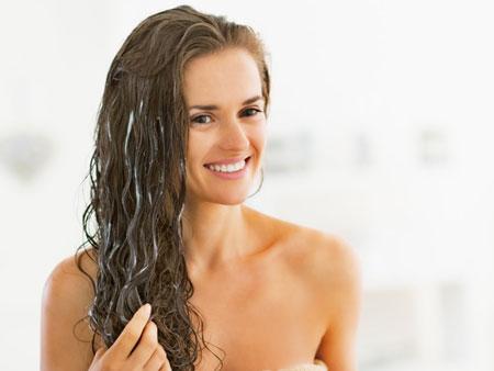 мытье волос яйцом