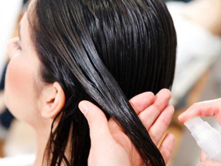 применение касторового масла для волос