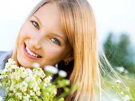 Ромашковые косметические средства для лица