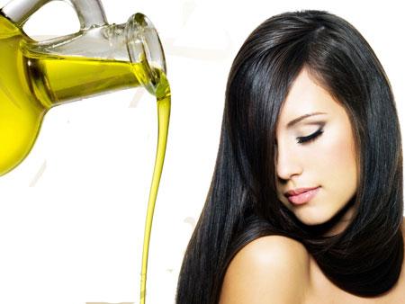 волосы после применения горчичного масла
