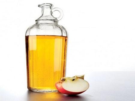 яблочный уксус полезен для волос