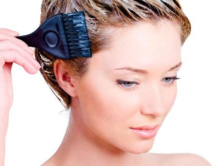 Желатиновая маска с эффектом ламинирования волос