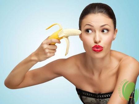 Волшебная сила банановых масок для лица