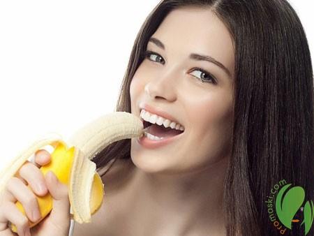 Банановый уход за локонами