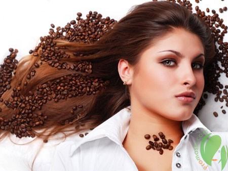 Натуральные маски для красивых волос с кофе