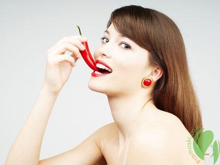 Перцовые средства домашнего ухода за волосами