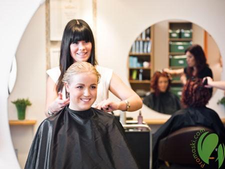 лечение волос кератином в салоне
