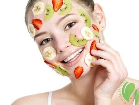 летняя маска для лица