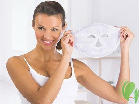 Омолаживающий эффект магнитной маски для лица