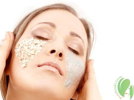 Овсяные маски для красивой кожи лица