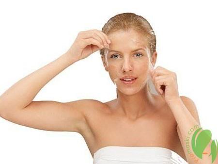 маска пленка для лица роскошное обновление отзывы