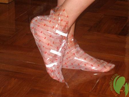 носки для пилинга