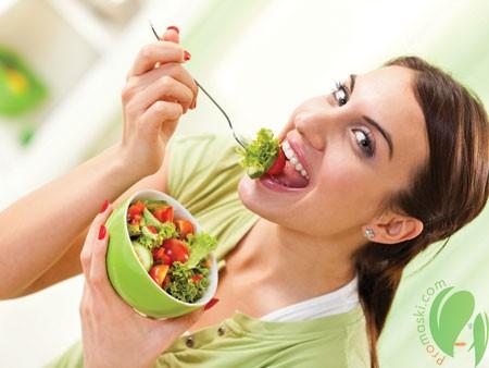 правильное питание для здоровья волос