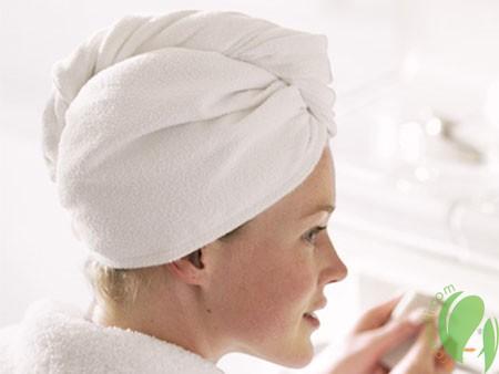 применение кератиновой маски для волос