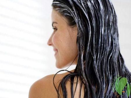 применение маски для роста волос
