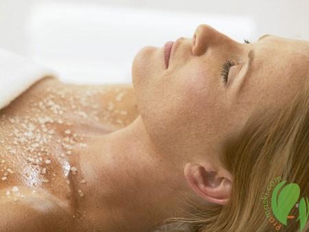 Натуральные скрабы для бархатистой кожи тела