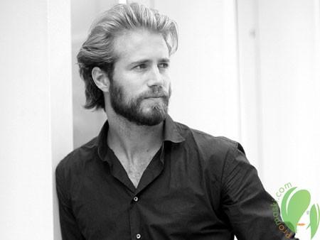 Сила репейного масла для быстрого роста бороды