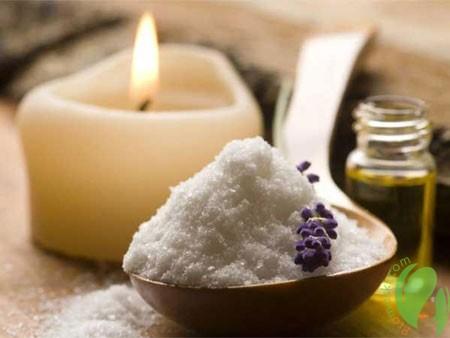 Эффективность солевого пилинга в уходе за волосами