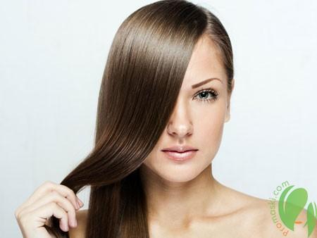 волосы после применения масла мяты