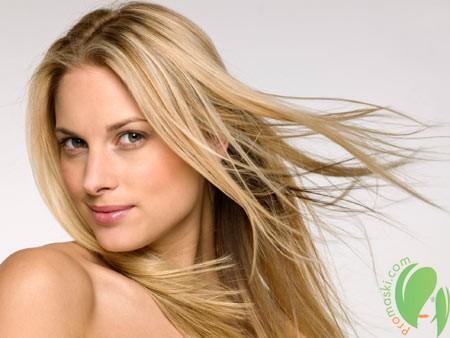 Обесцвечивание волос при помощи гидроперита