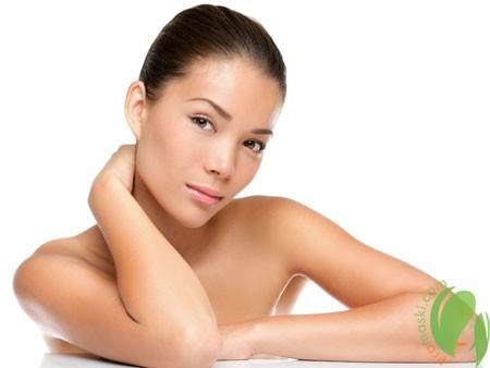 кожа после применения перекиси водорода