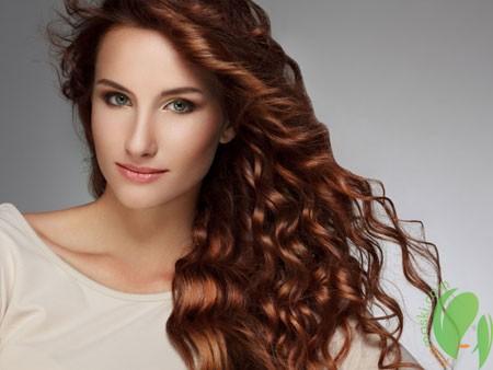 Изменение женского облика при помощи тоника для волос
