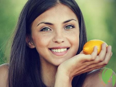 лимон для красоты волос