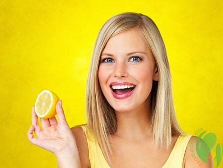 Восхитительный эффект домашней косметики с эфирным маслом лимона