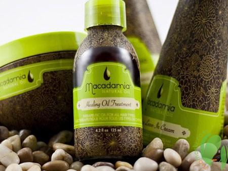 Ухаживающие средства для кожи и волос с маслом макадамии