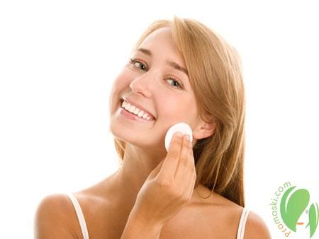 Применение мицеллярной воды в домашней косметологии