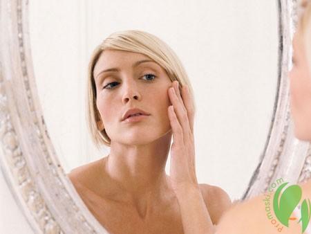 сияющая кожа после маски с эвкалиптом