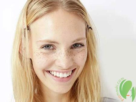 Как убрать веснушки: 4 эффективные домашние маски новые фото