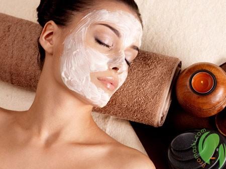 маска для кожи лица из йогурта