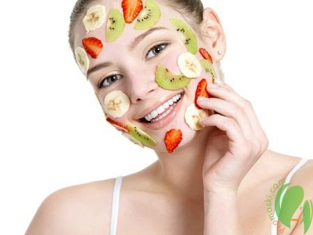маска из фруктов для кожи лица