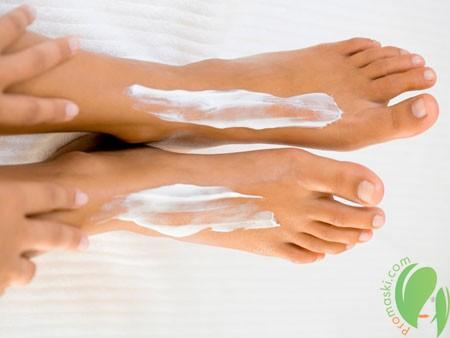 применение крема от натоптышей