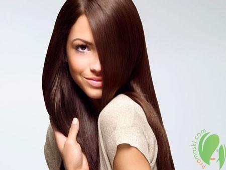 Кератиновое выпрямление для безупречной гладкости волос