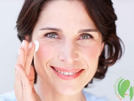 Антивозрастные кремы в борьбе с увядающей кожей