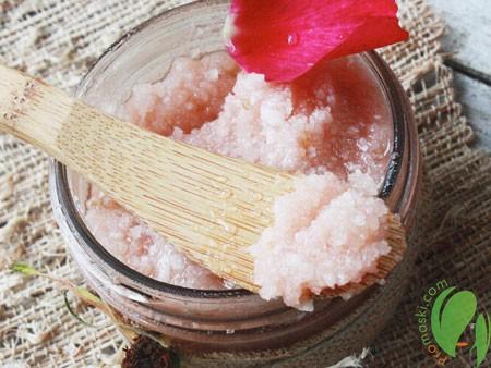соляной пилинг для кожи головы