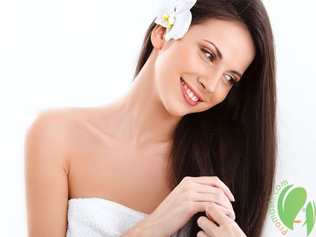 Необычный уход за волосами с помощью сухого шампуня