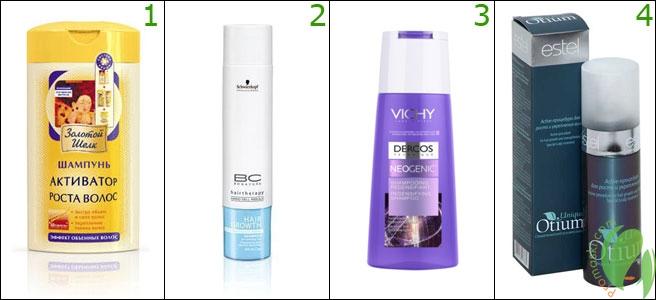 Что нужно употреблять чтобы волосы не выпадали