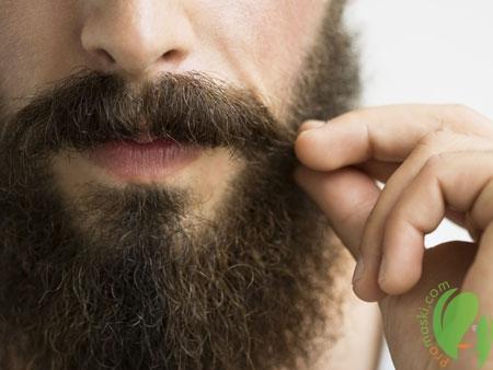 Как отрастить бороду с помощью целебных масел?