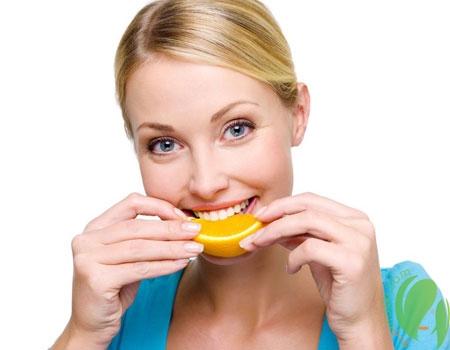 Апельсиновое масло для ухода за волосами
