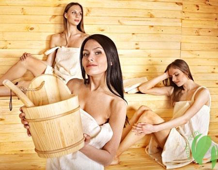 баня для женской красоты