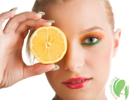 лимон для женской красоты